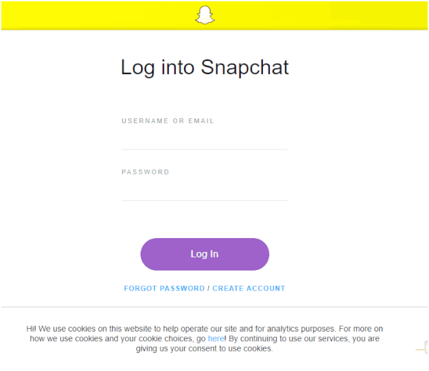 Hacked Snapchat for Android