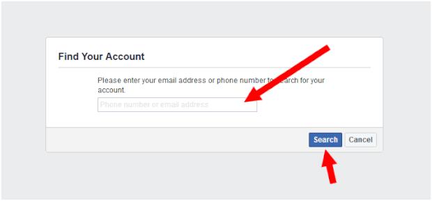 اختراق فيسبوك متاح