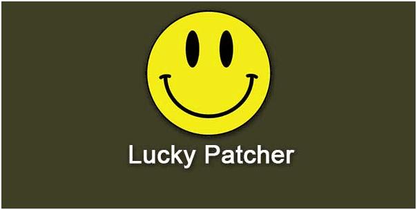 لوكي باتشر برنامج تهكير الالعاب Lucky Patcher