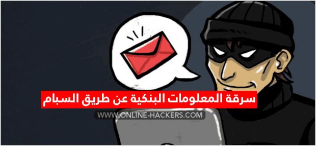 سرقة البنوك عن طريق الانترنت