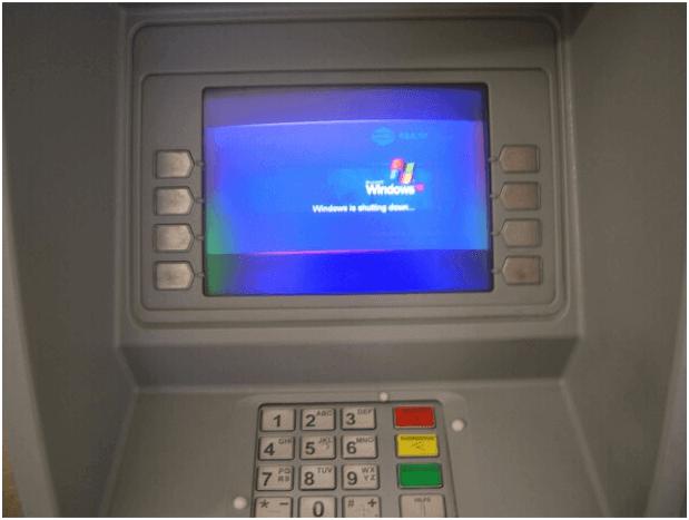 اختراق البنوك