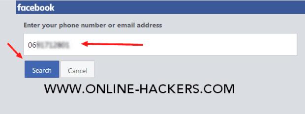 هكر فيس بوك