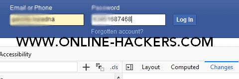 برنامج هكر الفيس بوك