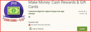 تطبيق Money App