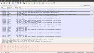 برنامج WireShark اختراق الشبكات