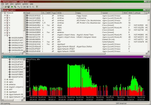 برنامج NetStumbler اختراق واي فاي