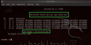 برنامج Aircrack اختراق الشبكه