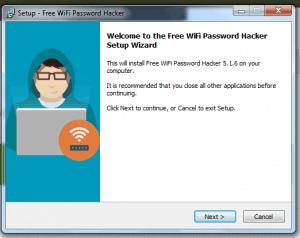 طريقة استخدام تحميل برنامج wifi password hacker pro للكمبيوتر