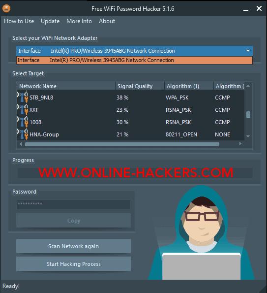 شرح تحميل برنامج wifi password hacker pro للكمبيوتر