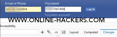 هكر فيس بوك اون لاين