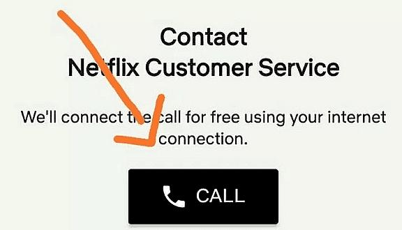 حساب netflix مجانا